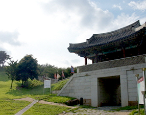 Dongnaeeupseong fortress site 4